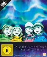 A Place Further than the Universe - Vol. 1 / Episoden 1-5 (DVD)