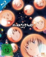 Hinamatsuri - Volume 1 / Episode 01-04 (Blu-ray)