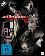 Junji Ito Collection - Die komplette Serie (DVD)