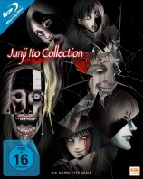 Junji Ito Collection - Die komplette Serie (Blu-ray)