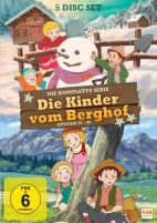 Die Kinder vom Berghof - Gesamtedition / Episode 01-48 (DVD)