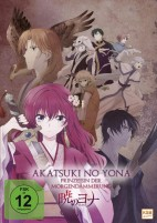 Akatsuki no Yona - Prinzessin der Morgendämmerung - Gesamtedition / Episode 01-24 (DVD)