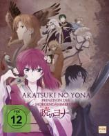 Akatsuki no Yona - Prinzessin der Morgendämmerung - Gesamtedition / Episode 01-24 (Blu-ray)