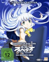 Arpeggio of Blue Steel - Ars Nova - Complete Edition / New Edition (Blu-ray)