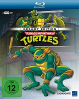 Teenage Mutant Ninja Turtles - Gesamtedition / Folgen 01-169 / New Edition (Blu-ray)