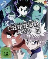 Hunter x Hunter - Volume 10 / Episode 101-112 (Blu-ray)