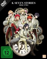K: Seven Stories - Side Two - Movie 4-6 (DVD)
