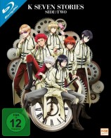 K: Seven Stories - Side Two - Movie 4-6 (Blu-ray)