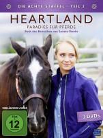 Heartland - Paradies für Pferde - Staffel 08 / Teil 2 (DVD)