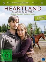 Heartland - Paradies für Pferde - Staffel 10 / Teil 1 (DVD)