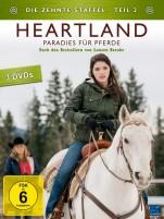 Heartland - Paradies für Pferde - Staffel 10 / Teil 2 (DVD)