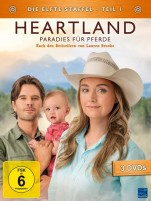 Heartland - Paradies für Pferde - Staffel 11 / Teil 1 (DVD)