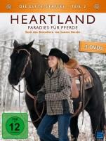 Heartland - Paradies für Pferde - Staffel 11 / Teil 2 (DVD)