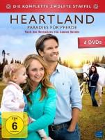 Heartland - Paradies für Pferde - Staffel 12 (DVD)