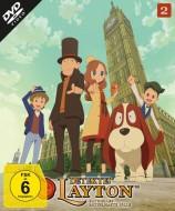 Detektei Layton - Katrielles rätselhafte Fälle - Vol. 2 / Episode 11-20 (DVD)