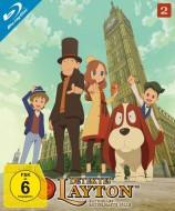 Detektei Layton - Katrielles rätselhafte Fälle - Vol. 2 / Episode 11-20 (Blu-ray)