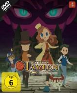 Detektei Layton - Katrielles rätselhafte Fälle - Vol. 4 / Episode 31-40 (DVD)