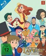 Detektei Layton - Katrielles rätselhafte Fälle - Vol. 5 / Episode 41-50 (Blu-ray)