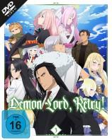 Demon Lord, Retry! - Vol. 3 / Episode 9-12 (DVD)