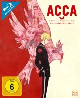 ACCA - Gesamtedition / Episode 01-12 (Blu-ray)