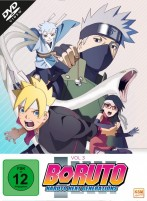 Boruto Naruto Next Generations - Vol. 3 / Episode 33-50 (DVD)