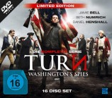 Turn - Washington's Spies - Complete Edition / Staffel 1-4 (DVD)