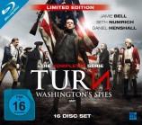 Turn - Washington's Spies - Complete Edition / Staffel 1-4 (Blu-ray)