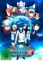 Phantasy Star Online 2 - Gesamtedition / Episode 01-12 (DVD)