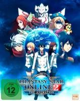 Phantasy Star Online 2 - Gesamtedition / Episode 01-12 (Blu-ray)