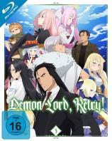 Demon Lord, Retry! - Vol. 3 / Episode 9-12 (Blu-ray)