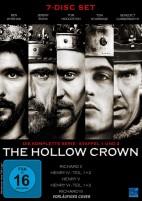 The Hollow Crown - Gesamtedition / Staffel 1+2 (DVD)