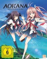 Aokana - Four Rhythm Across the Blue - Gesamtedition / Episode 01-12 (Blu-ray)