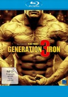 Generation Iron 3 (Blu-ray)