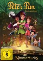 Peter Pan - Neue Abenteuer - Das Geheimnis des Nimmerbuchs (DVD)