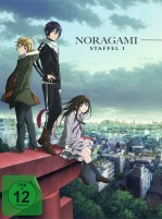 Noragami - Gesamtedition / Staffel 1 / Episode 01-12 (DVD)