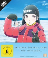 A Place Further than the Universe - Vol. 2 / Episoden 6-9 (DVD)
