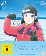 A Place Further than the Universe - Vol. 2 / Episoden 6-9 (Blu-ray)