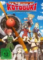 The Magnificent Kotobuki - Die komplette Serie (DVD)