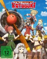 The Magnificent Kotobuki - Die komplette Serie (Blu-ray)