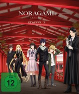 Noragami Aragoto - Staffel 2 / Episode 01-13 (Blu-ray)