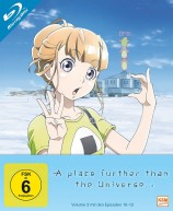 A Place Further than the Universe - Vol. 3 / Episoden 10-13 (Blu-ray)