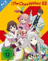 The Ones Within - Vol. 2 / Episoden 7-12 (Blu-ray)