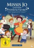 Missis Jo und ihre fröhliche Familie - Die komplette Serie (DVD)