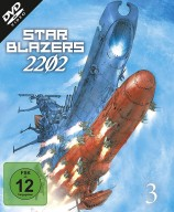 Star Blazers 2202 - Space Battleship Yamato - Vol. 3 (DVD)