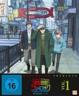 Kabukichou Sherlock - Vol. 1 / Episoden 1-6 (DVD)