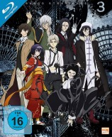 Bungo Stray Dogs - Staffel 3 (Blu-ray)