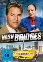 Nash Bridges - Staffel 4 / Episoden 55-78 (DVD)