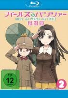 Girls und Panzer - Das Finale Teil 2 (Blu-ray)