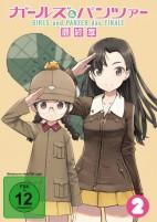 Girls und Panzer - Das Finale Teil 2 (DVD)