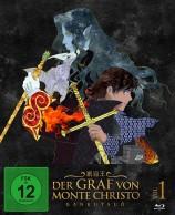 Der Graf von Monte Christo - Gankutsuô - Vol. 1 / Episode 1-8 (Blu-ray)